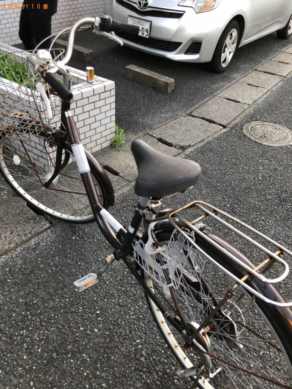 【北九州市小倉南区】自転車の回収・処分ご依頼 お客様の声