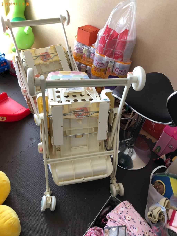 【北九州市八幡西区】椅子、ベビー用品、物干し台等の回収・処分