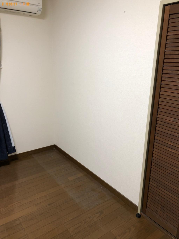 【北九州市八幡西区】本棚、タンス、衣装ケース等の回収・処分