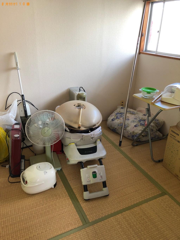 【九州市八幡西区】2tトラック1台程度の出張不用品回収・処分