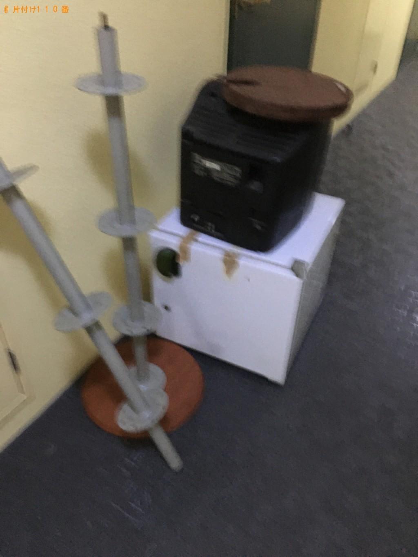 【北九州市小倉北区】冷蔵庫、テレビ、キャットタワーの回収・処分