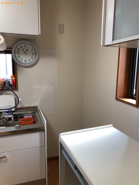 【九州市小倉南区】冷蔵庫の移動ご依頼 お客様の声