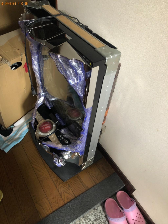 【北九州市若松区】パチスロ機の回収・処分ご依頼 お客様の声