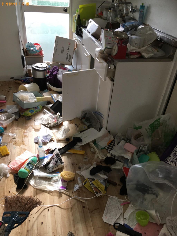 【北九州市門司区】一般ごみの回収・処分と清掃ご依頼
