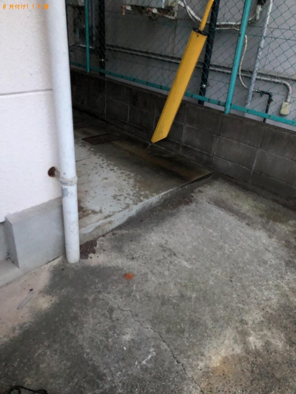 【北九州市小倉北区】冷蔵庫、電子レンジの回収・処分ご依頼
