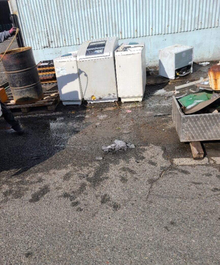 【北九州市】冷蔵庫、洗濯機、プリンタ―、扇風機、ヒーター等の回収