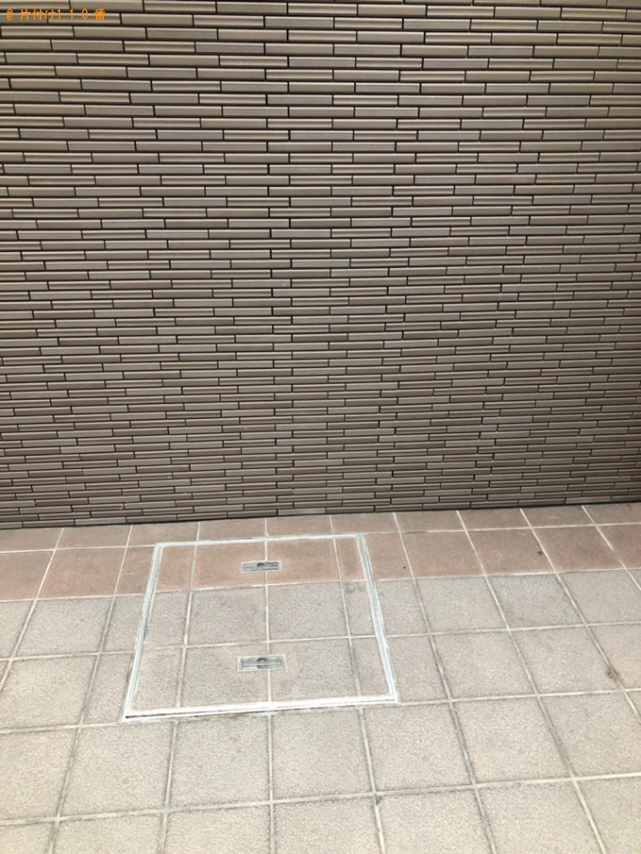 【北九州市小倉北区】簡易ソファー、炊飯器の回収・処分ご依頼