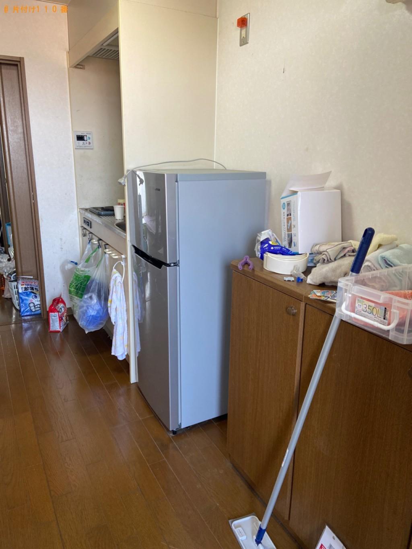 【北九州市小倉北区】冷蔵庫の回収・処分ご依頼 お客様の声