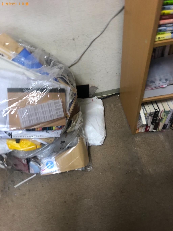 【北九州市小倉北区】椅子、学習机、テレビ台、プリンタ―等の回収
