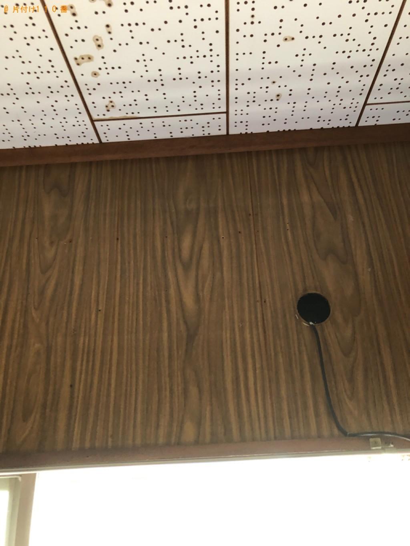 【北九州市小倉北区】エアコンの取り外しと回収ご依頼 お客様の声
