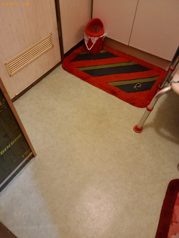 【北九州市門司区】温風機、置き石、椅子、温風器の回収・処分ご依頼