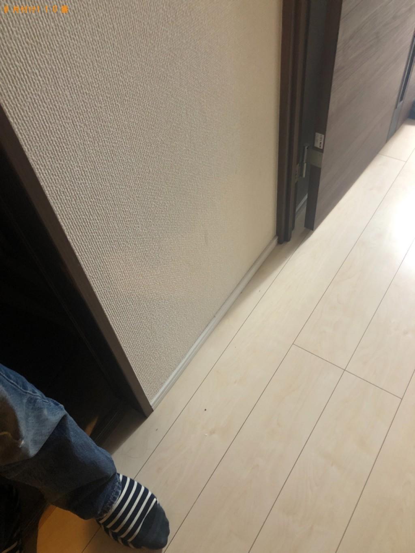 【北九州市小倉北区】椅子、ラック、アンプ、ハンガー等の回収・処分