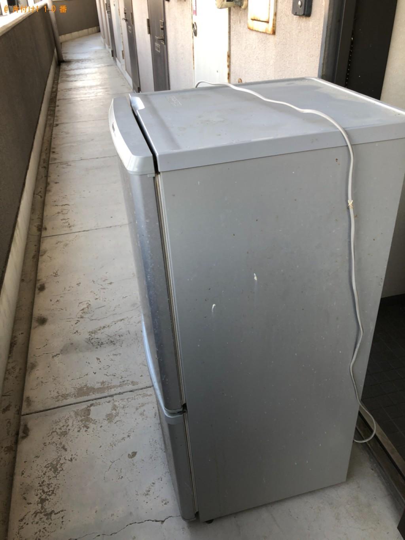 【九州市八幡西区】冷蔵庫、布団、掃除機の回収・処分ご依頼