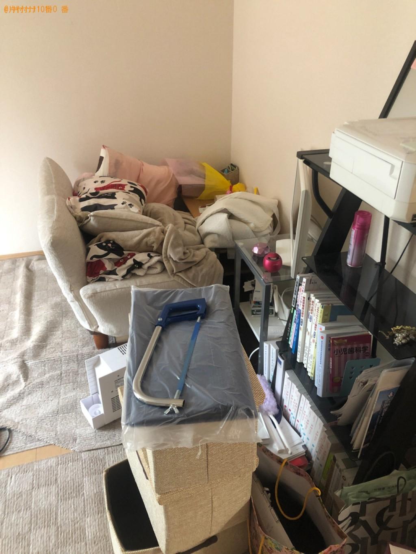 【北九州市】テレビ、洗濯機、クローゼット、食器棚、学習机等の回収