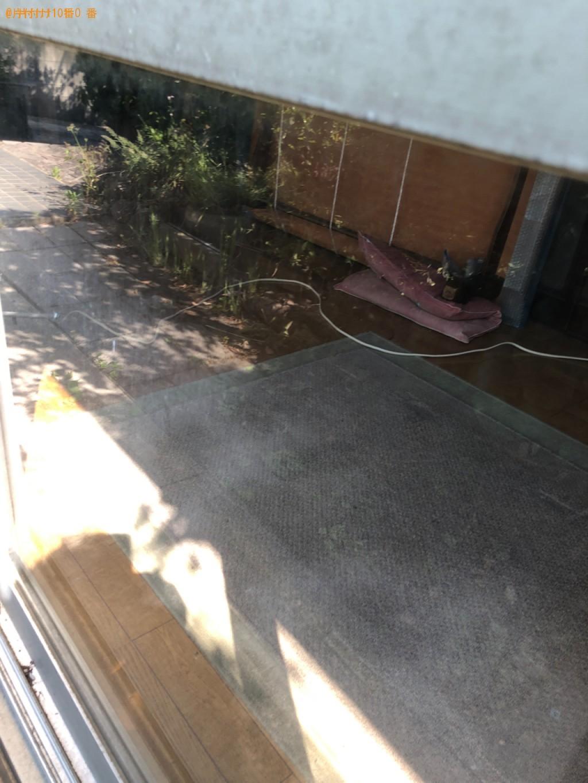 【北九州市若松区】マッサージチェアの回収・処分ご依頼 お客様の声