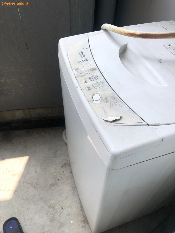 【北九州市戸畑区】冷蔵庫、洗濯機、こたつの回収・処分ご依頼