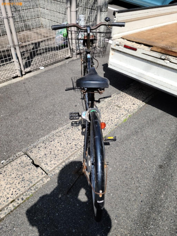 【北九州市門司区】自転車の回収・処分ご依頼 お客様の声