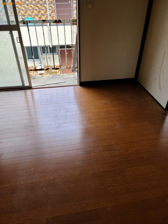 【北九州市小倉南区】冷蔵庫、テレビ、ローテーブル等の回収・処分