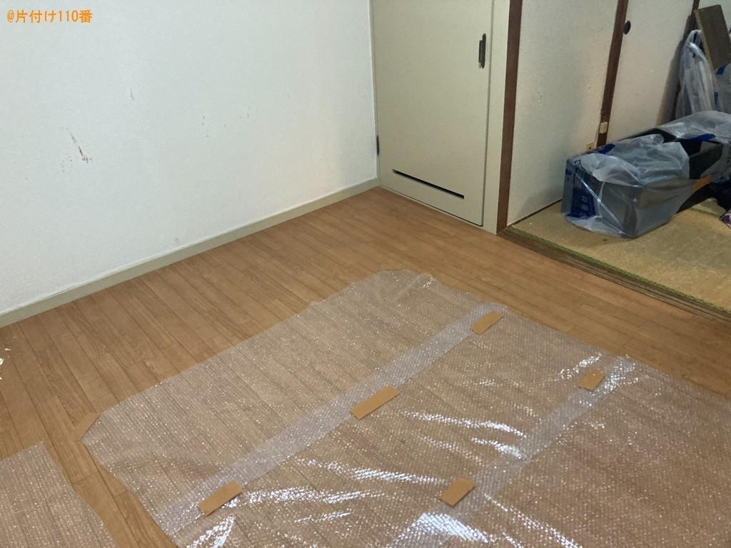 【北九州市小倉北区】食器棚の回収・処分ご依頼 お客様の声