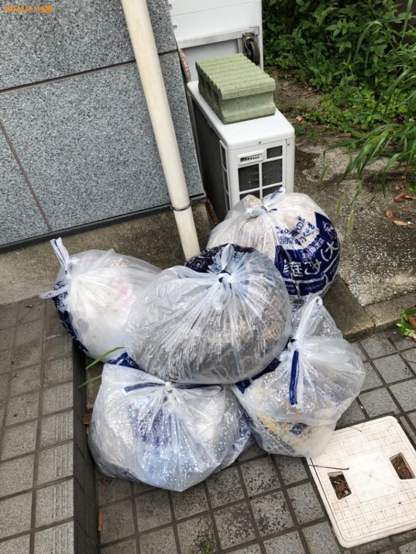 【北九州市小倉北区】一般ごみ、ダンボールの回収・処分ご依頼
