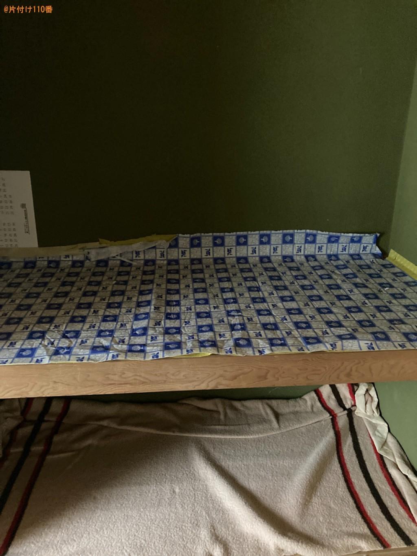 【北九州市八幡西区】シングルベッドマットレス、布団等の回収・処分